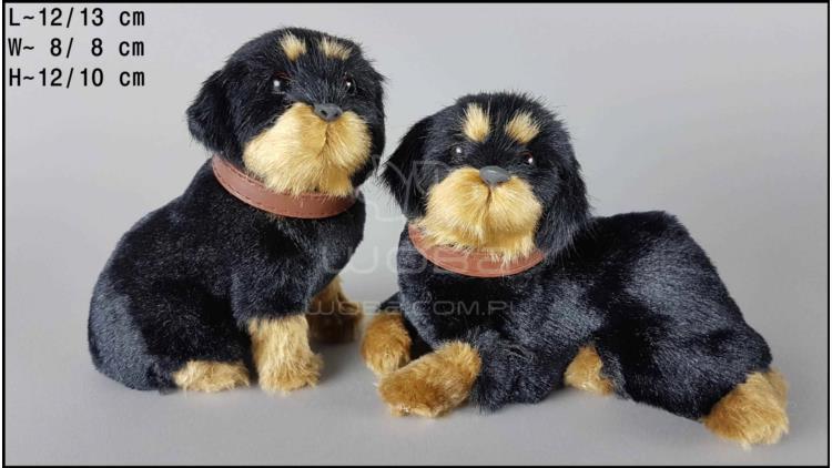 Rottweiler barking (2 pcs in a box)