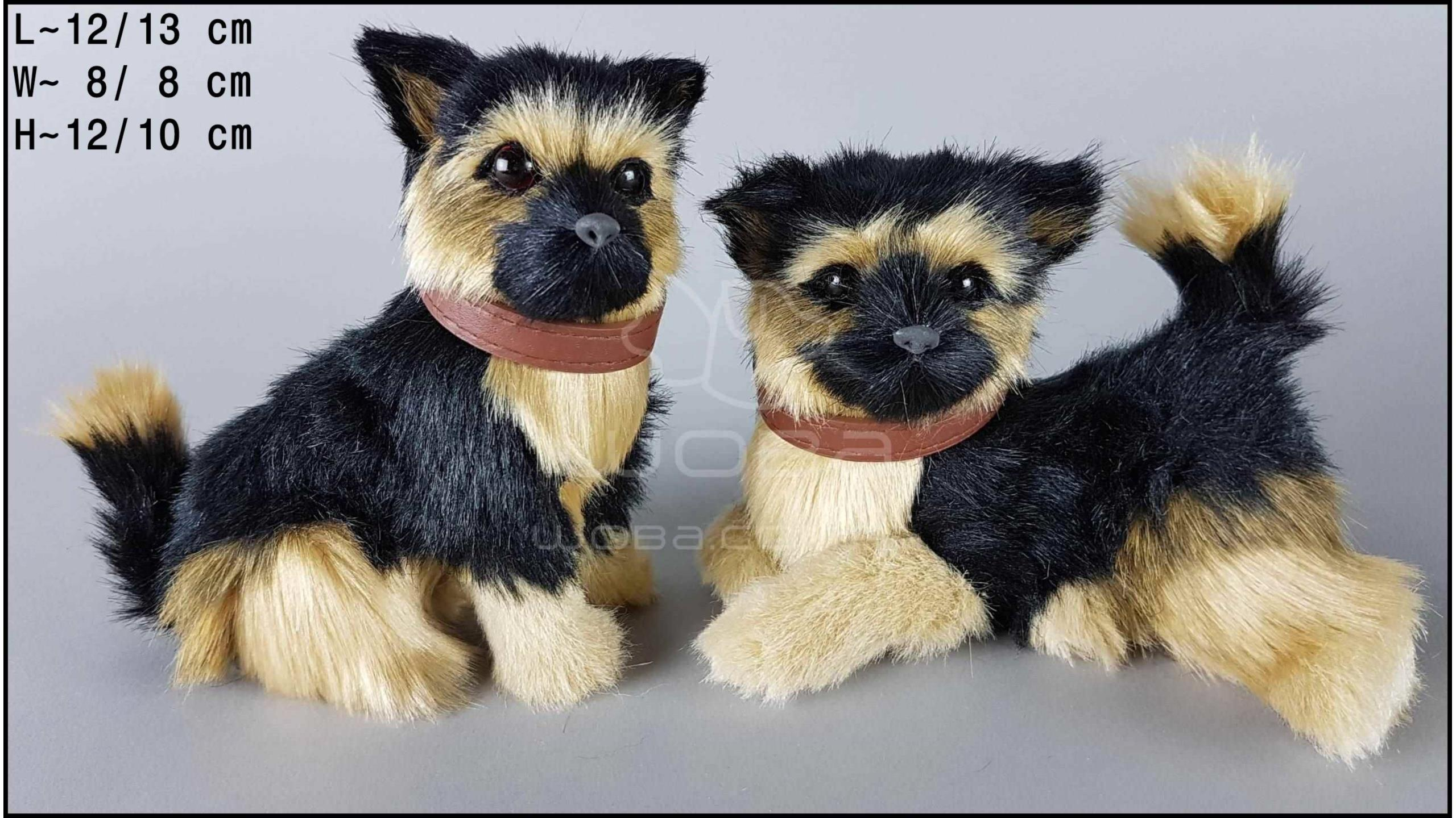 German shepherd barking (2 pcs in a box)