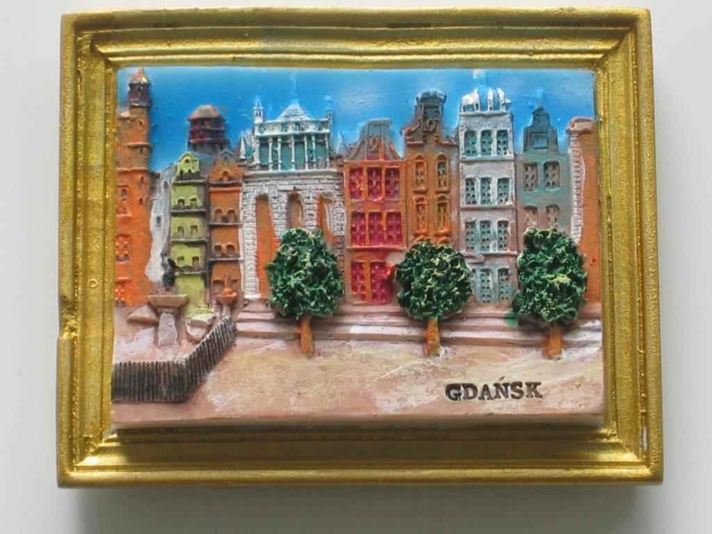 Magnet - Gdansk - Artus Court - Frame