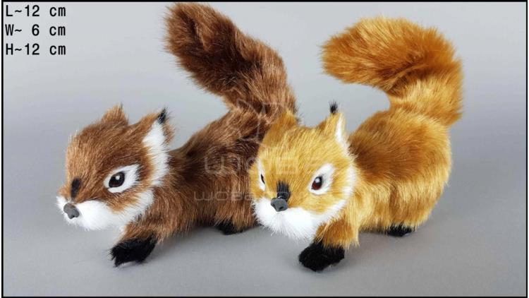 Large squirrels (2 pcs in a box)