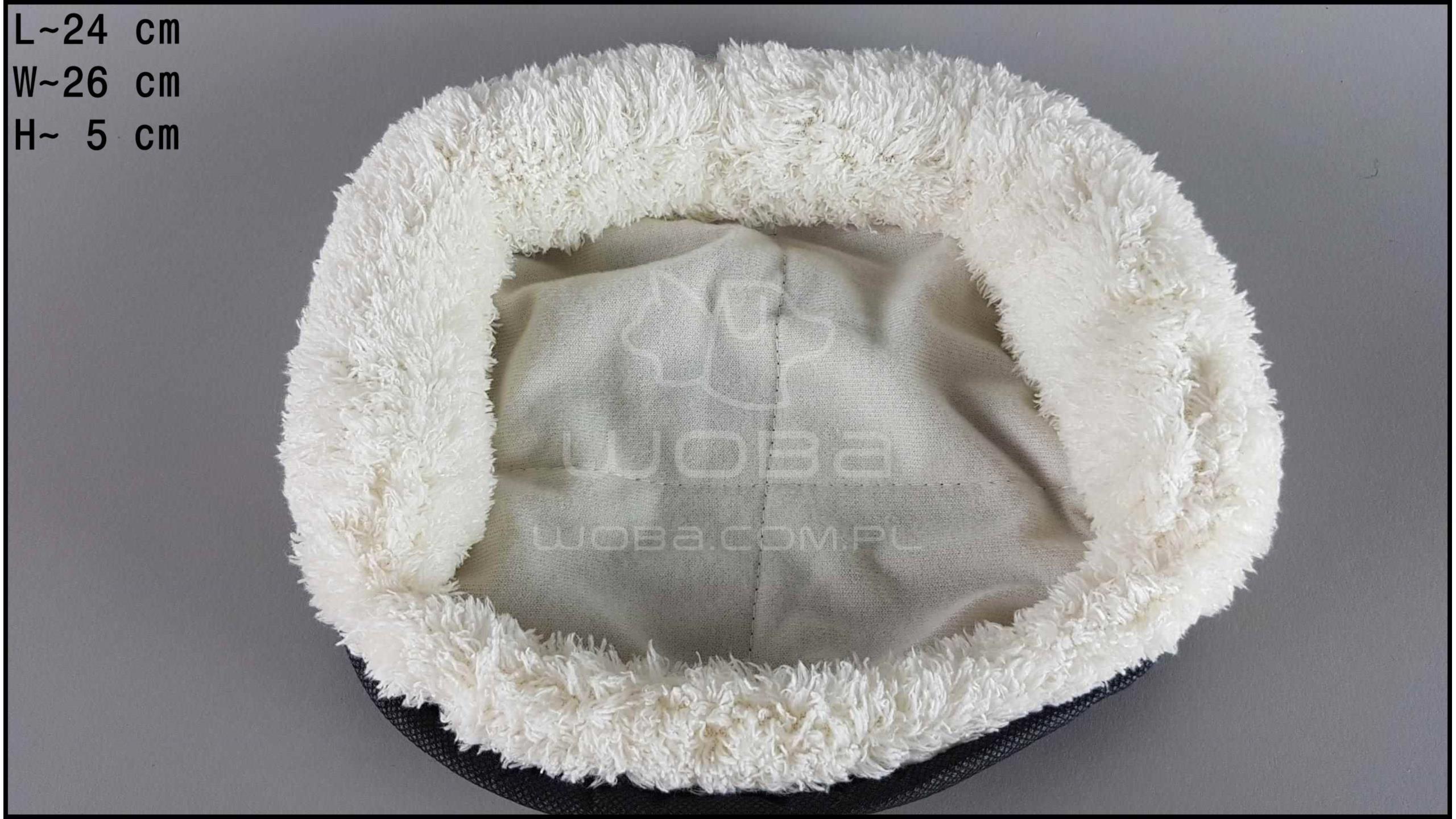 Pets' frotte cots - 25 White