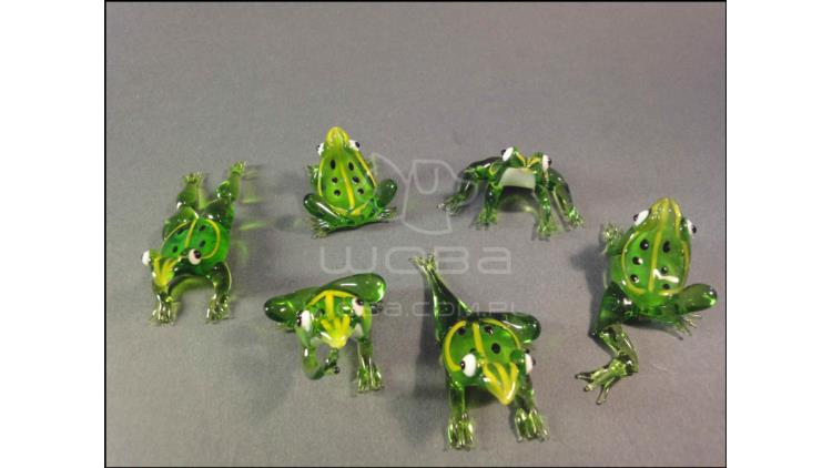 Frog - Mix - 6 pcs in a box