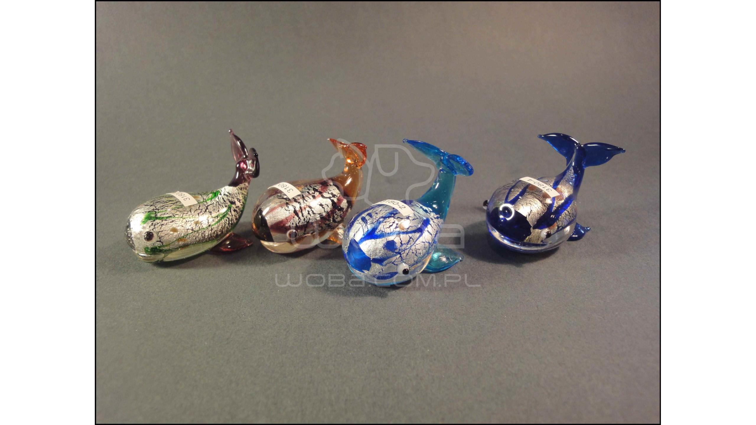 Wieloryb Mix 4 kolory