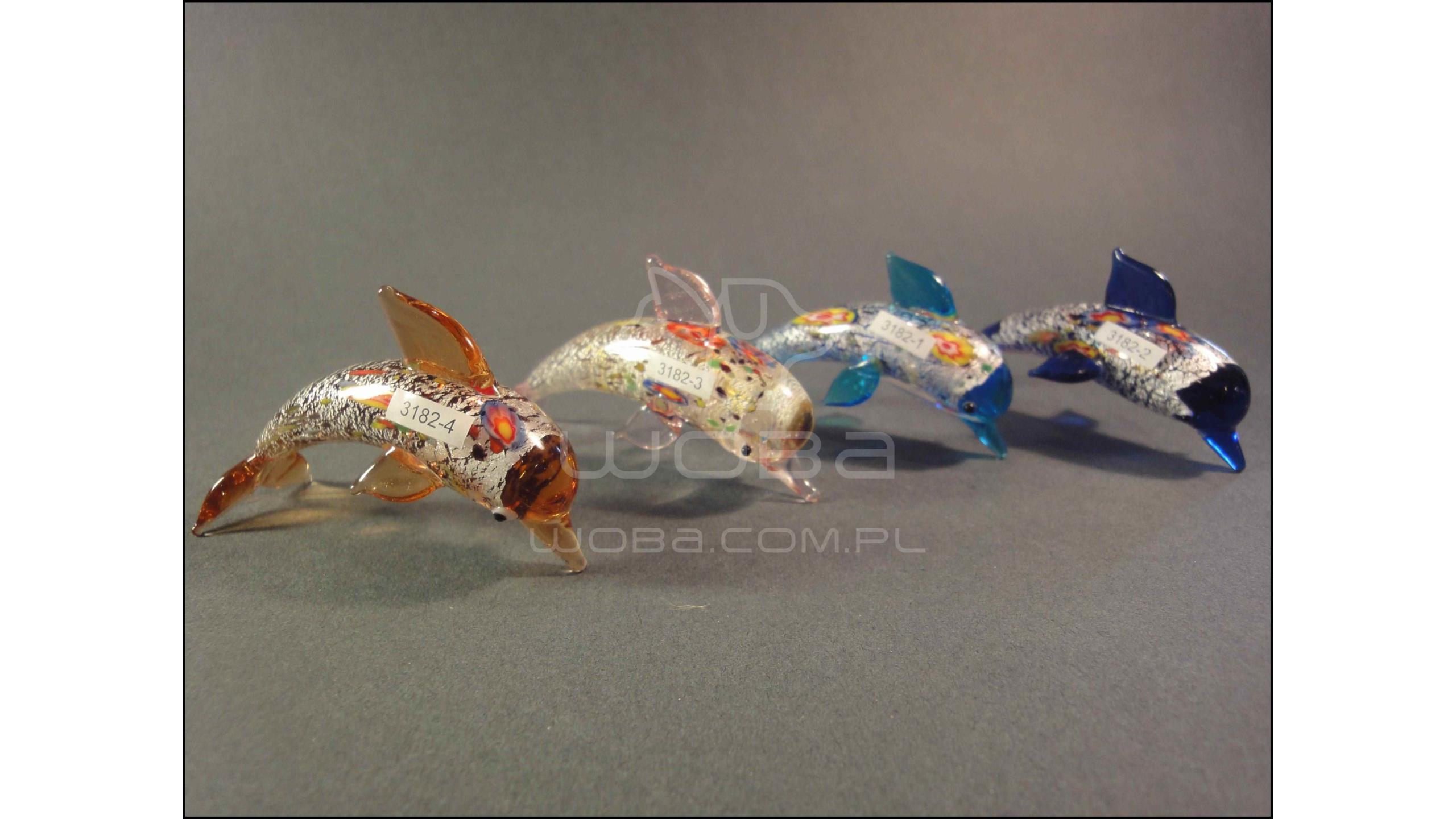Delfin Mix 4 kolory