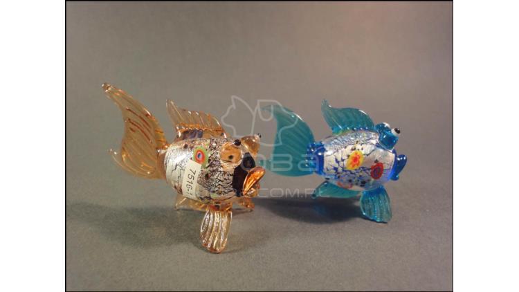 Fish - Mix - 2 colors