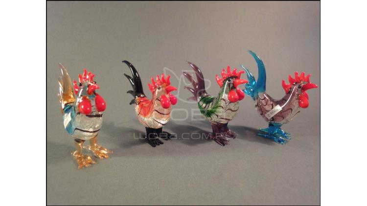 Rooster - Mix - 4 colors