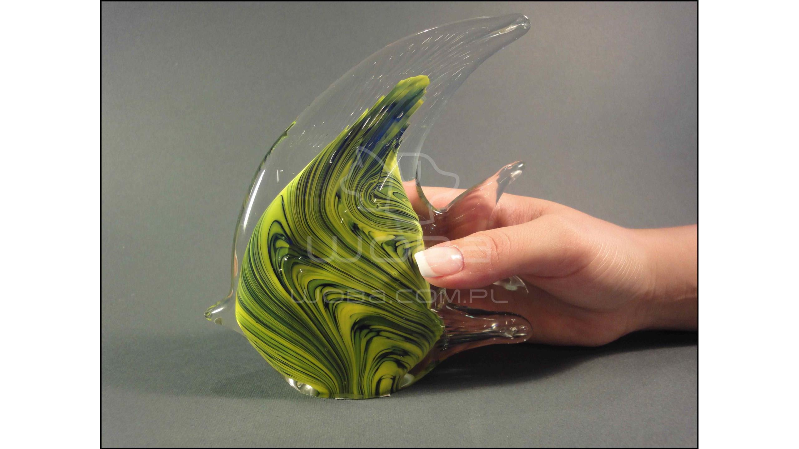 Angelfish - Green