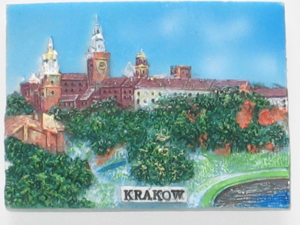 Magnes - Kraków - Wzgórze Wawelskie Deska