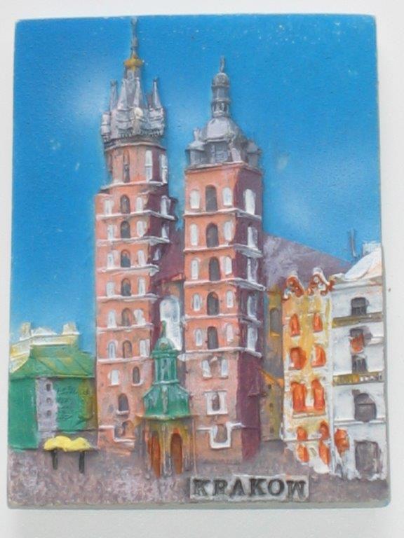 Magnes - Kraków - Kościół Mariacki Deska