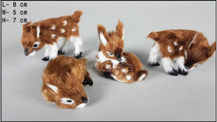 Fawns (4 pcs in a box)