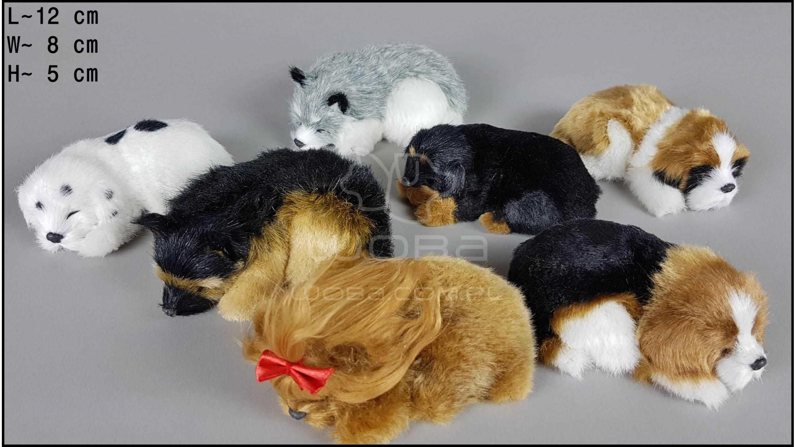 Dog barking (7 pcs in a box)