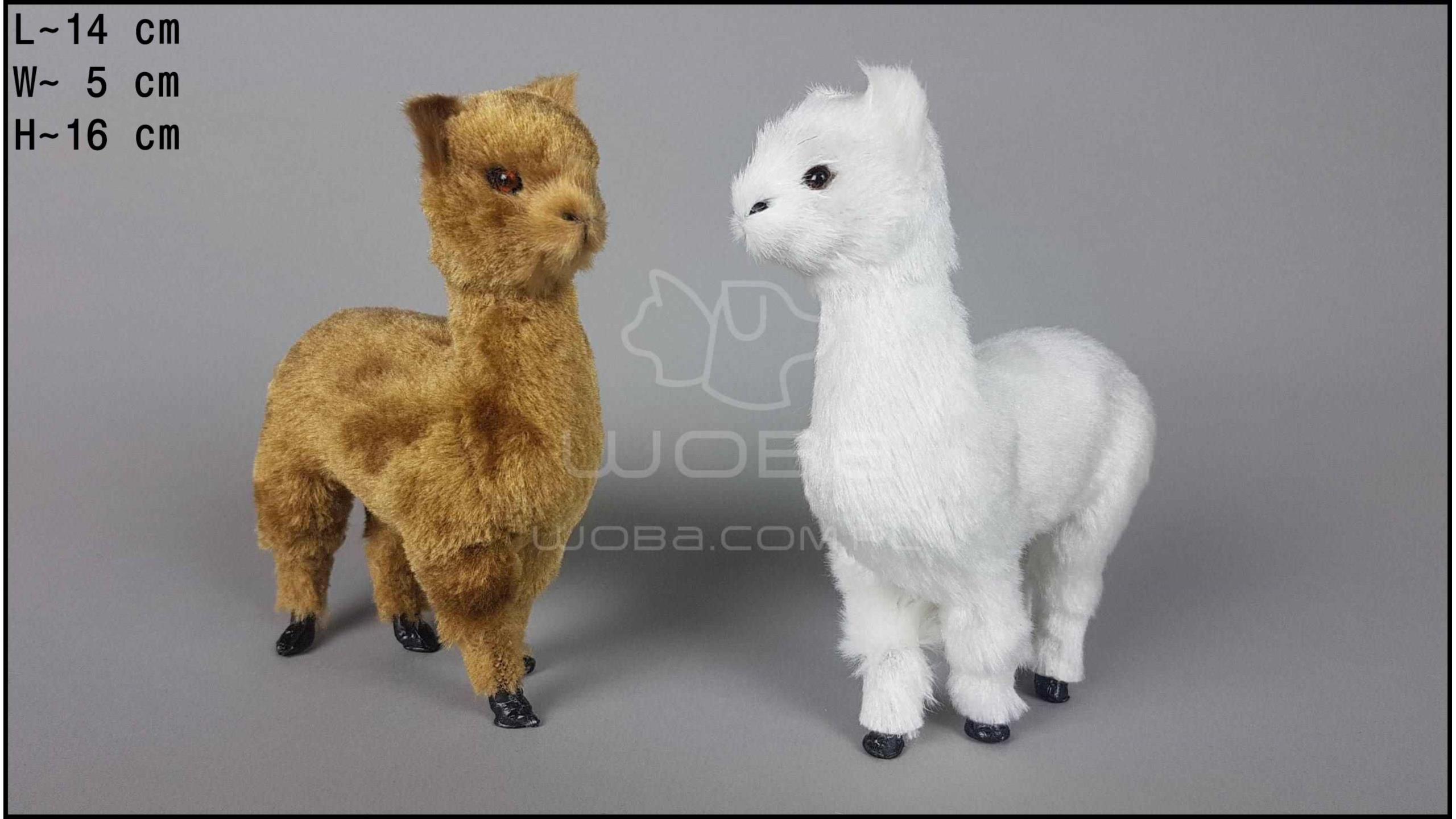 Large lamas (2 pcs in a box)
