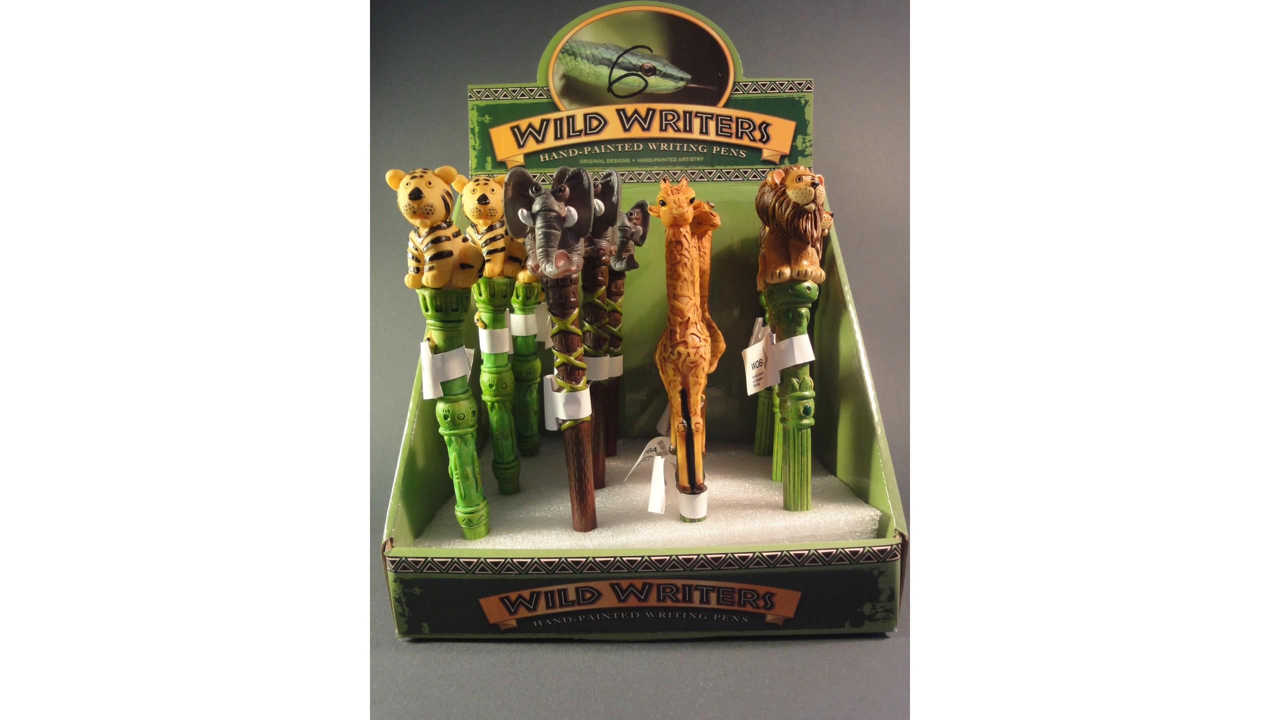 Pen - Mix 06 - Animals - Wild Writers