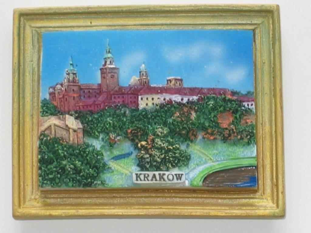 Magnes - Kraków - Wzgórze Wawelskie Ramka