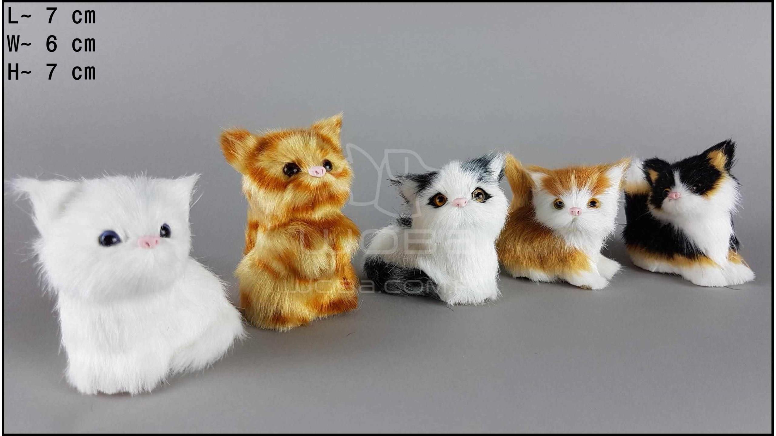 Little kittens (5 pcs in a box)