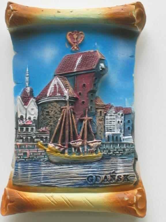 Magnes - Gdańsk - Żuraw Pergamin