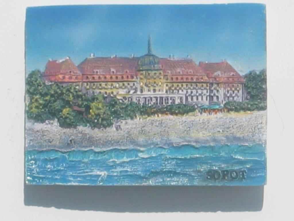 Magnes - Sopot - Grand Hotel Deska