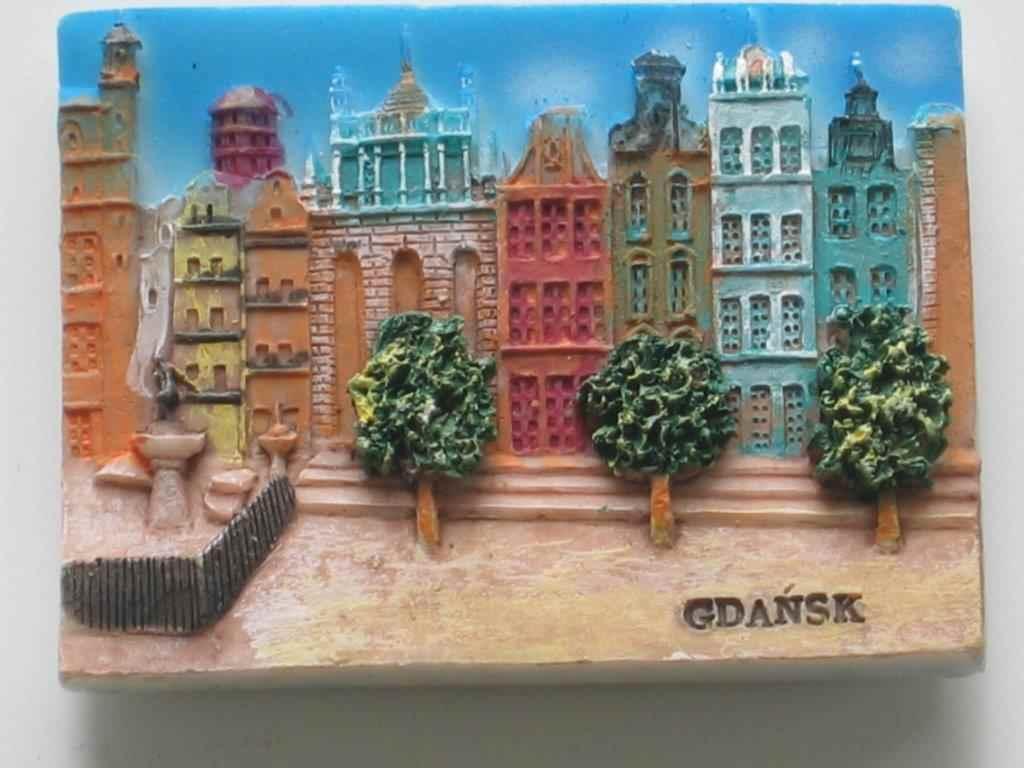 Magnet - Gdansk - Artus Court - Plank